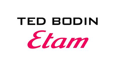Ted Bodin & Etam Logo