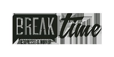 Logo Break Time