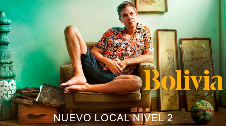 Bolivia tiene nuevo local