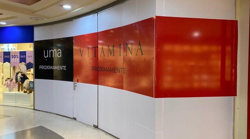Próximamente reapertura de Vitamina y Uma